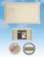 Luxury Memory-Cell® Gold - Eurotech Formulation Pillow