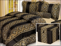 Treasures  Beautiful 6 Piece Comforter Sets