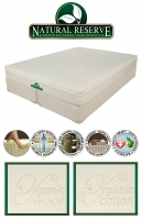 White Night™ - Premium Organic Natural Latex Sleep System