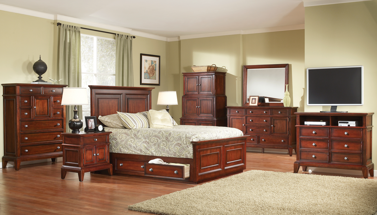 Accent Bedroom Furniture
