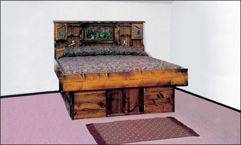 Gentley Used Waterbeds