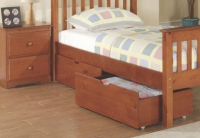 505 Dual Underbed Drawers