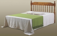 Full/Queen Large Spindle Headboard 702FH