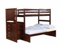 820CP/800CP- Twin/Full Mission Stairway Bunkbed / Extension Kit