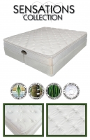 Affinity Z-Coils React & Conform & Talalay Latex Comfort Top