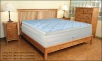 Alder Ridge Shaker Bed