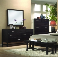 BC727-30  7 Drawer Dresser And Mirror