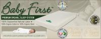 Baby First Organic Natural Latex Mattress