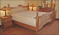 Bebe Country Heirloom Rake Poster Bed Collection