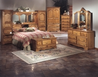 Bebe Country Heirloom Wall Unit Collection