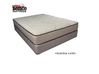 Bemco Celestial Latex or Memory Foam Mattress