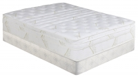 Boyd 169 Cashmere Plush Euro Top Softside Waterbed