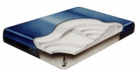 Fiber 3500 Hard Side Waterbed Mattress