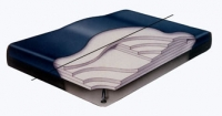 Fiber 4500 Dual Bladders Hard Side Waterbed Mattress
