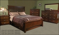 Woodbridge Macintosh Bed Collection