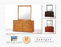 Juniper Dresser & Mirror