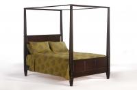 Laurel Canopey Bed