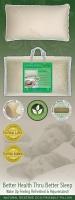 Luxury Natural Latex - Micro Latex Pillow