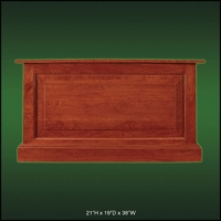 Millennium  Blanket Chest