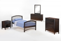 Molasses Bedroom Collection