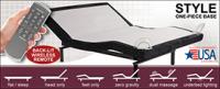 NEW Style - Adjustable Power Base - Leggett & Platt USA
