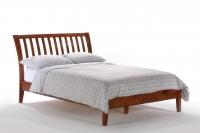 Nutmeg Platform Bed