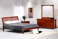Nutmeg Spice Bedroom Collection