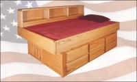 Innomax La Jolla Youth Bed & Storage