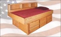 Innomax La Jolla Youth Bed & Storage