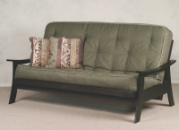 Osaka Futon (arms and body)  Java or Black Finishes