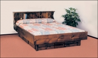 Pinewood Waterbed On Sale