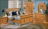 Renaissance Panel Bed Collection
