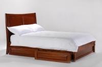 Saffron Platform Bed