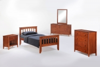 Sarsaparilla Bedroom Collection