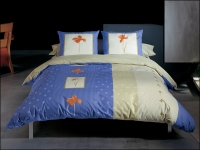 Summer Place Water Colors - 3 Pc. Comforter Sets