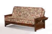 Sunrise Complete Futon Frame Black Walnut
