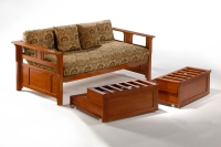 Teddy Roosevelt Day Bed