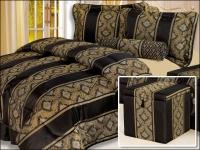 Treasures  Beautiful 6 Piece Comforter Sets