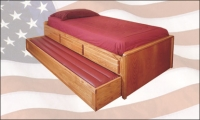 Innomax La Jolla Trundle Bed