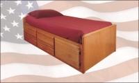 Innomax La Jolla Youth Captain's Bed
