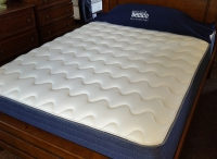 Bemco Bayfield Foam Encased Firm Platinum Mattress