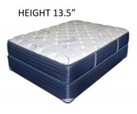 Bemco Harmony Foam Encased Plush Top Platinum Mattress