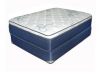 Bemco Infinity Foam Encased Euro Top 16'' Platinum Mattress