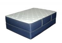 New Bemco Oxford 2 Sided Foam Encased Firm Platinum Bed