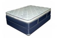Bemco Winslow Foam Encased Box Top 15'' Platinum Mattress