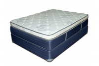 Bemco Winslow Foam Encased Box Top 15'' Platinum Mattress