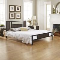 Boyd Arielle Black - Bronze Metal Platform Bed Frame