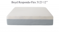 Boyd Responda-Flex 5123 Open Cell Memory Foam Bed