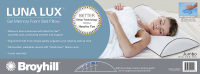 Broyhill™ Luna Lux Gel Pillow - MicroTec Gel Pillow