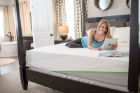 Glideaway Sleep Products Thrive MAT-RT12 Memory Foam Mattress